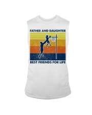 basketball Father And Daughter Sleeveless Tee thumbnail