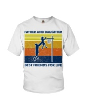 basketball Father And Daughter Youth T-Shirt thumbnail