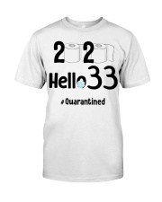 33rd Birthday 33 Years Old Classic T-Shirt tile