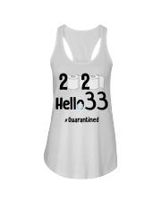 33rd Birthday 33 Years Old Ladies Flowy Tank thumbnail