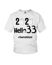 33rd Birthday 33 Years Old Youth T-Shirt thumbnail