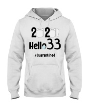 33rd Birthday 33 Years Old Hooded Sweatshirt thumbnail