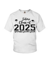 7TH GRADE FUTURE CLASS OF 2025 Youth T-Shirt tile
