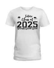 7TH GRADE FUTURE CLASS OF 2025 Ladies T-Shirt tile