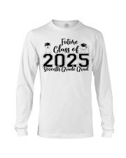 7TH GRADE FUTURE CLASS OF 2025 Long Sleeve Tee tile
