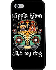 Hippie Time With My Dog Phone Case thumbnail