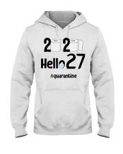 27th Birthday 27 Years Old Hooded Sweatshirt thumbnail