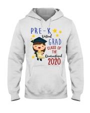 Pre-K Girl Hooded Sweatshirt thumbnail