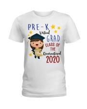 Pre-K Girl Ladies T-Shirt thumbnail