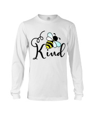 Be Kind Long Sleeve Tee front