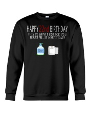 22th birthday 22 year old Crewneck Sweatshirt tile