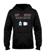 22th birthday 22 year old Hooded Sweatshirt tile