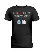 22th birthday 22 year old Ladies T-Shirt tile