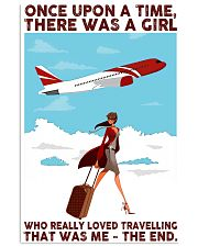 Travelling Girl Once Upon A Time 24x36 Poster front