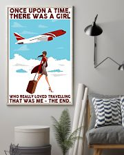 Travelling Girl Once Upon A Time 24x36 Poster lifestyle-poster-1