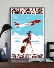 Travelling Girl Once Upon A Time 24x36 Poster lifestyle-poster-2