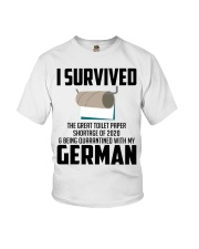 Being Quarantined With My German Youth T-Shirt tile