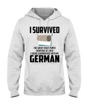 Being Quarantined With My German Hooded Sweatshirt tile