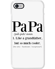 Papa like a grandfather but so much cooler Phone Case thumbnail