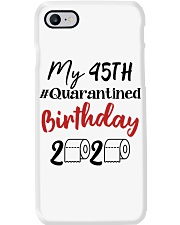 45th Birthday 45 Year Old Phone Case thumbnail