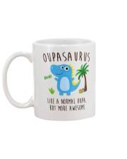 OUPA Mug back