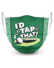 Golf I'd Tap That  Masks tile