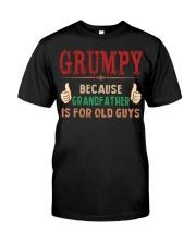 GRUMPY Classic T-Shirt front
