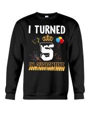 5th Birthday 5 Years Old Crewneck Sweatshirt thumbnail