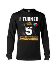 5th Birthday 5 Years Old Long Sleeve Tee thumbnail