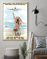 May Girl-Travelling 24x36 Poster lifestyle-poster-1