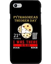 Math Pythagorean Theorem Day Phone Case tile