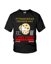 Math Pythagorean Theorem Day Youth T-Shirt thumbnail