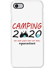 Camping 2020 The Year Phone Case thumbnail