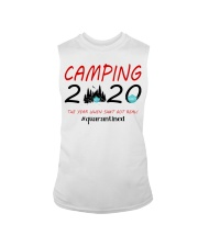 Camping 2020 The Year Sleeveless Tee thumbnail