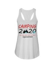 Camping 2020 The Year Ladies Flowy Tank thumbnail