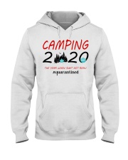 Camping 2020 The Year Hooded Sweatshirt thumbnail