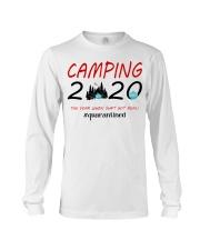 Camping 2020 The Year Long Sleeve Tee thumbnail