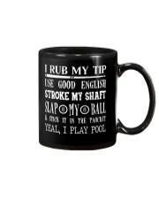 Billiards I Rub My Tip Mug thumbnail