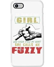 FUZZY Phone Case tile