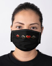 Casino Lover Cloth face mask aos-face-mask-lifestyle-01