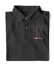 Golf Flag  Classic Polo front