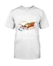 TE-01035 Classic T-Shirt front