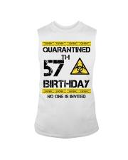 57th Birthday 57 Years Old Sleeveless Tee thumbnail