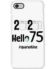75th Birthday 75 Years Old Phone Case thumbnail