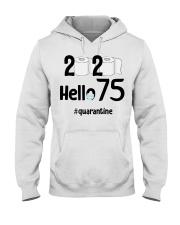 75th Birthday 75 Years Old Hooded Sweatshirt thumbnail