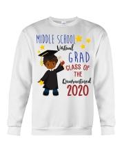 Middle School Boy Crewneck Sweatshirt tile