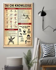 Tai chi knowledge 24x36 Poster lifestyle-poster-1