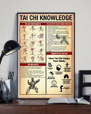 Tai chi knowledge 24x36 Poster lifestyle-poster-2