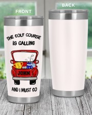 The golf course - Personalized Christmas Gift 20oz Tumbler aos-20oz-tumbler-lifestyle-front-59
