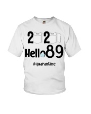 89th Birthday 89 Years Old Youth T-Shirt thumbnail